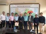 Sở Kế hoạch và Đầu tư tỉnh Bắc Giang gặp gỡ và làm việc với IFI