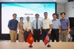 Đoàn đại biểu Đại sứ quán nước CHDCND Triều Tiên tại Việt Nam tới thăm IFI