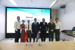Ambassador of the Republic of Azerbaijan in Vietnam visits IFI