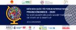 Franconomics 2020: Guide de participation en ligne