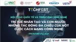 """Hội thảo quốc tế """"Trí tuệ nhân tạo và con người: Những tác động đa chiều của một cuộc cách mạng công nghệ"""""""
