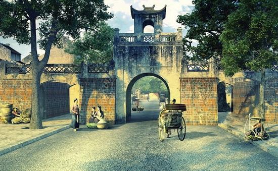 Le vieux quartier de Hanoi ou quartier des 36 rues qui a évolué au cours du temps mais qui présente toujours un patrimoine architectural et culturel original auquel sont attachés les vieux hanoiens.