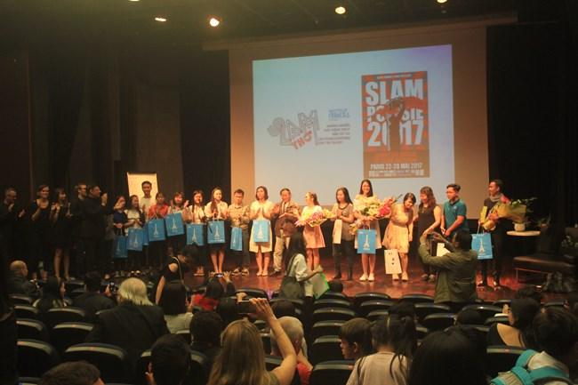 Cuộc thi Slam thơ Việt Nam 2017