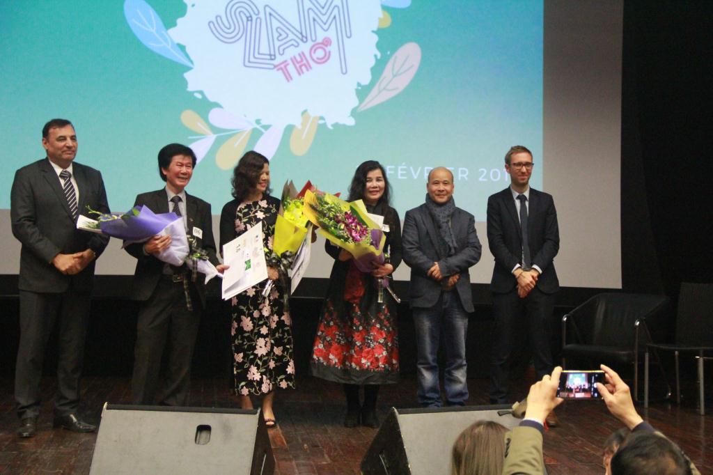 Chung kết Slam thơ Việt Nam 2018 ngày 27/02/2018