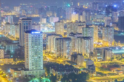 Mais d'un autre côté, Hanoi est aussi moderne et dynamique