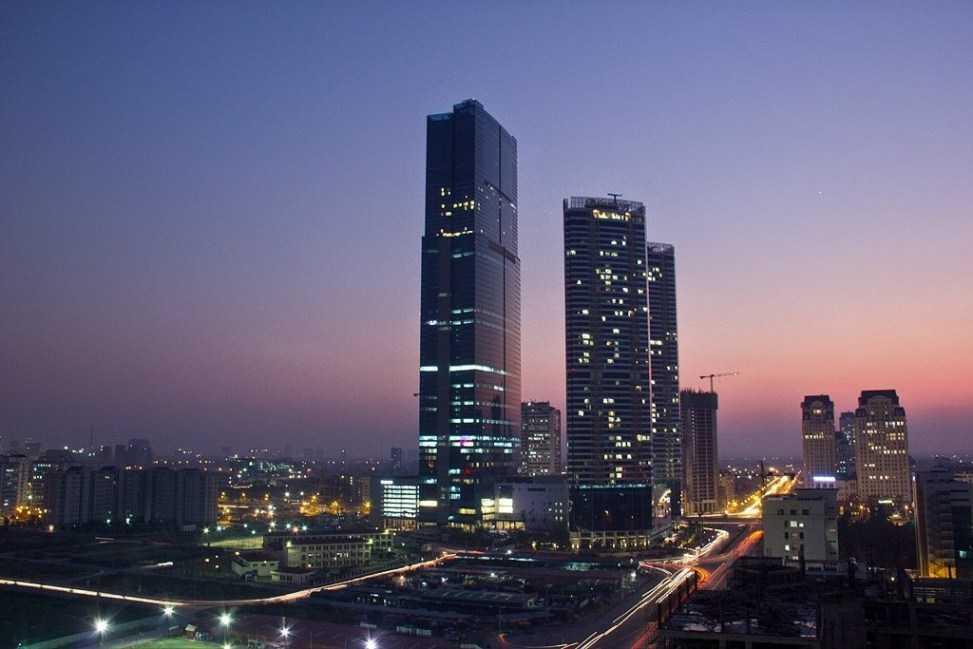 Keangnam 72 - le plus haut bâtiments de Hà Nội