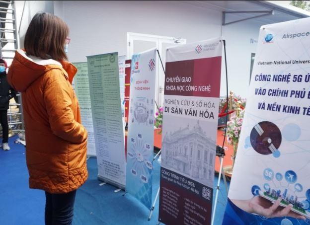 IFI trưng bày sản phẩm Số hóa di sản văn hóa tại VIIE 2021